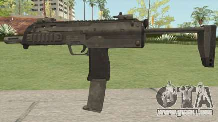 Battle Carnival MP7 para GTA San Andreas