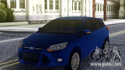 Ford Focus Hatchback Indigo para GTA San Andreas