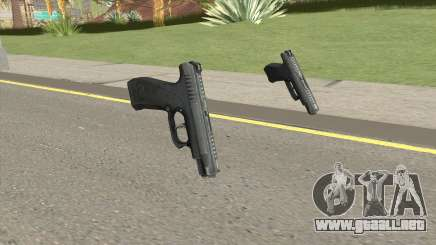 Contract Wars GSh-18 Pistol para GTA San Andreas