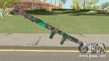 Rocket Launcher (Xorke) para GTA San Andreas