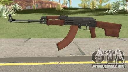 GDCW RPK-74 Machine Gun para GTA San Andreas