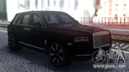 2019 Rolls Royce Cullinan para GTA San Andreas