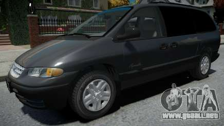 Plymouth Grand Voyager 1996 para GTA 4
