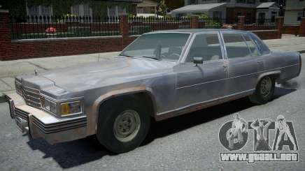 Cadillac Fleetwood 1978 (Rusty) para GTA 4
