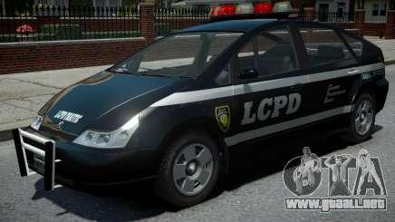 Dilettante LCPD Police para GTA 4