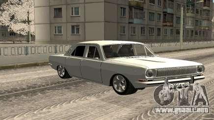 GAS 24 Clásico para GTA San Andreas