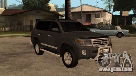 Toyota Land Cruiser Original para GTA San Andreas