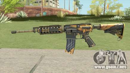 Rules Of Survival AR15 Tercel para GTA San Andreas