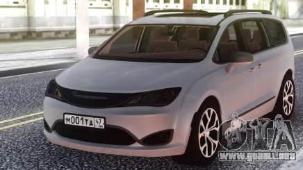 Chrysler Pacifica 2017 para GTA San Andreas