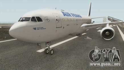 Airbus A330-200 GE CF6-80E1 (Air France) para GTA San Andreas