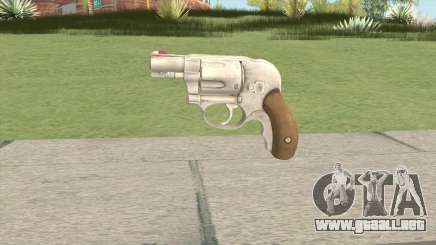 Claire Revolver From Resident Evil 2 V1 para GTA San Andreas