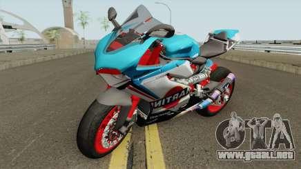 Ducati Panigale Edition para GTA San Andreas