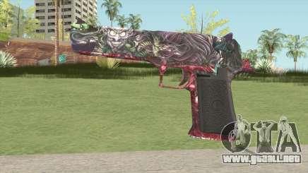 Desert Eagle (Xorxe) para GTA San Andreas