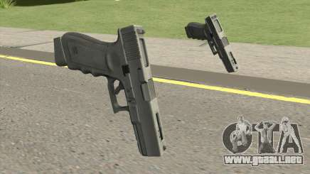 Contract Wars Glock 18 para GTA San Andreas
