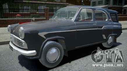 Moskvich 423 para GTA 4