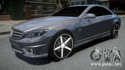 Mercedes-Benz CL 65 AMG para GTA 4