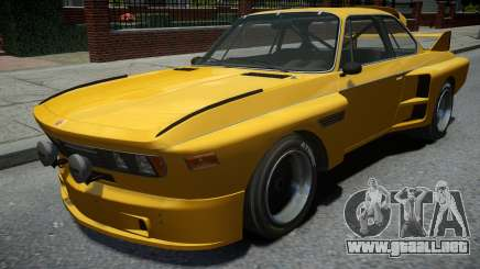 Ubermacht Zion Classic LM No Liveries Version para GTA 4