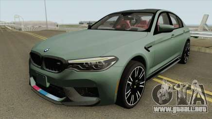 BMW M5 F90 MPerformance para GTA San Andreas