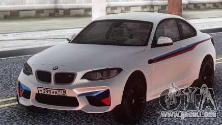 BMW M2 Super Sport para GTA San Andreas