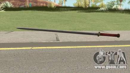 Bronze Katana (Dynasty Han) para GTA San Andreas