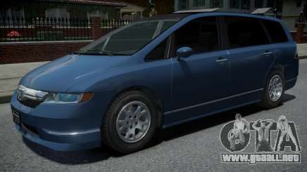 Honda Odyssey International 2006 para GTA 4