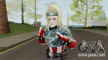 Captain America Heavy Metal From Marvel Avengers para GTA San Andreas