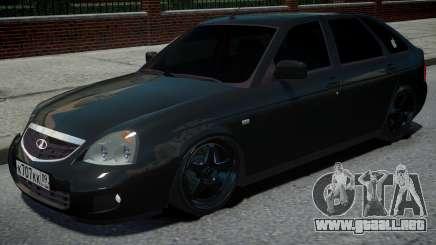 VAZ 2172 Priora Hatchback para GTA 4