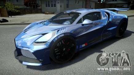Bugatti Divo para GTA 4