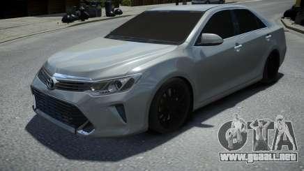 Toyota Camry 2014 para GTA 4