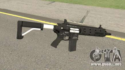 Carbine Rifle GTA V para GTA San Andreas