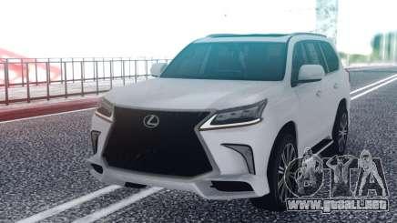 2017 Lexus LX para GTA San Andreas
