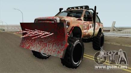 Ford Super Duty Apocaliptica BkSquadron para GTA San Andreas