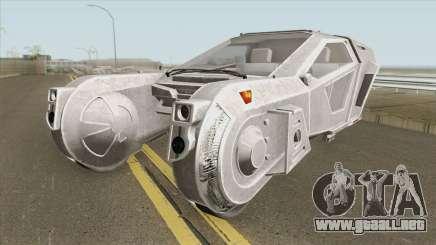 Zirconium Walker GTA V IVF para GTA San Andreas