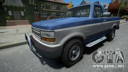 Vapid Sadler Sport Retro Single Cab para GTA 4
