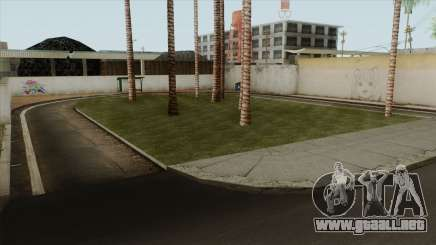 Willowfield Park para GTA San Andreas