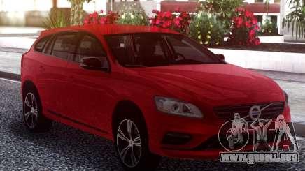 2015 Volvo V60 para GTA San Andreas
