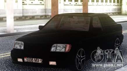 Mercedes-Benz W140 BY para GTA San Andreas