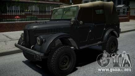 GAZ-69 Beta para GTA 4