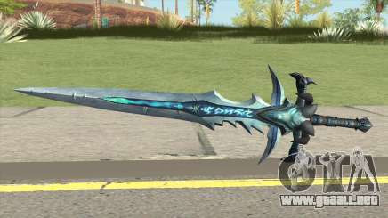 Frostmourne para GTA San Andreas