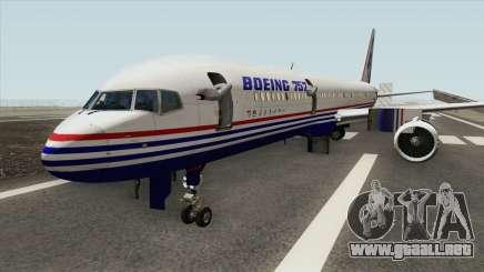 Boeing 757-200 RR RB211 para GTA San Andreas