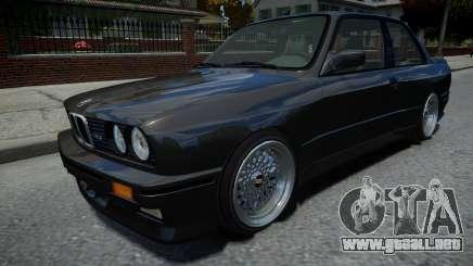 BMW M3 E30 BBS Rims para GTA 4