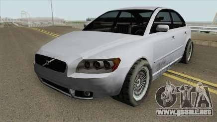 Volvo S40 (SA Style) para GTA San Andreas