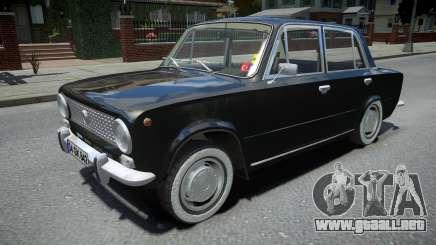Tofas Murat 124 Sedan para GTA 4