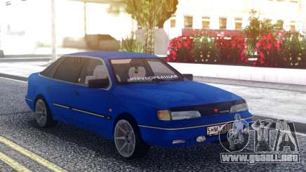 Ford Scorpio Blue para GTA San Andreas