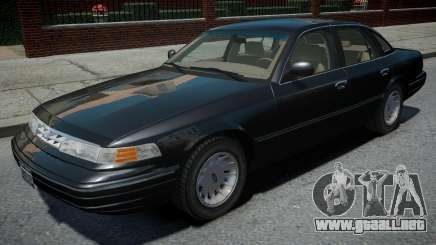 Ford Crown Victoria 1995 para GTA 4