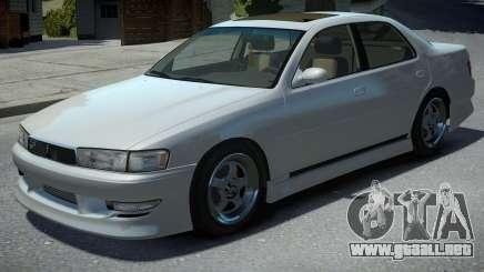 Toyota Cresta JZX90 1995 para GTA 4