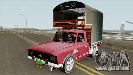 Chevrolet Luv 1980 para GTA San Andreas