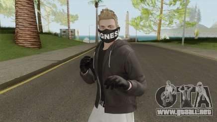 Skin De GTA 5 Online HQ para GTA San Andreas