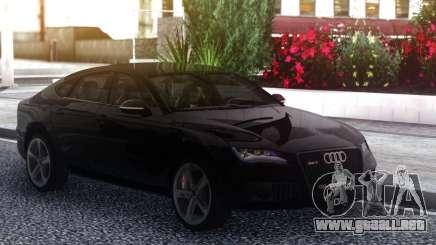 Audi Rs7 Black Edition para GTA San Andreas