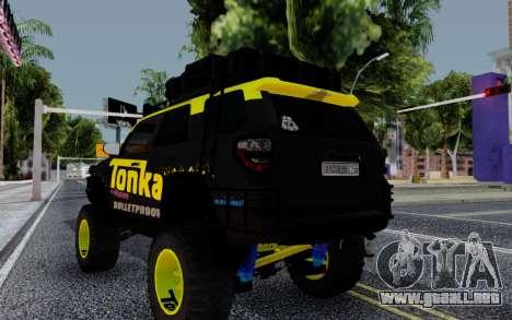 Tonka Truck 43 para GTA San Andreas